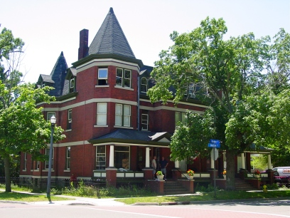 William Welch Terrace, Kalamazoo, MI