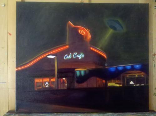 Owl Cafe - 1