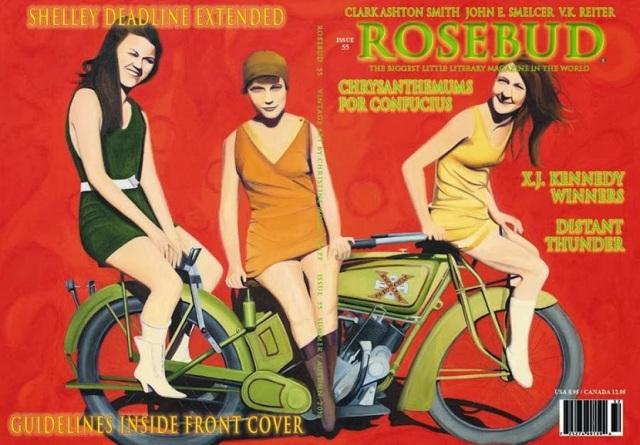 Rosebud Cover #55