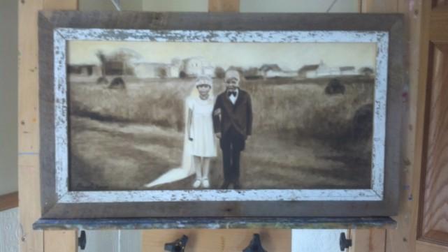 Wedding Kids Framed 1
